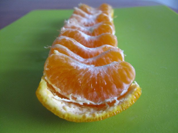 mandarin orange chain