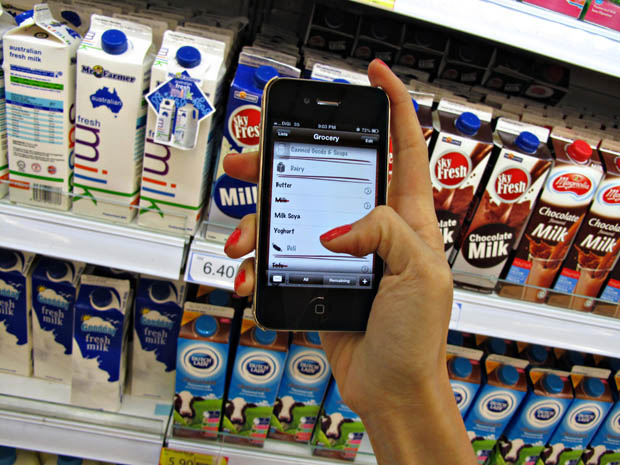 5 best apps to keep your shopping list
