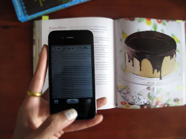 EVERNOTE SUNDAY #2: Turn recipes from cookbooks into digital recipes