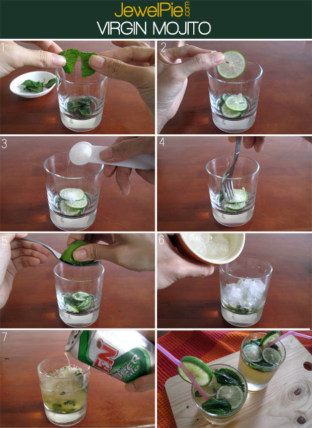 Virgin Mojito-JewelPie