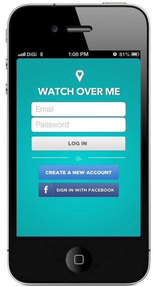 Watch Over Me App- JewelPie
