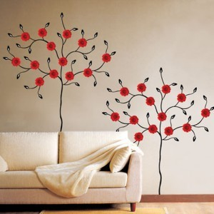 JewelPie: wall stickers