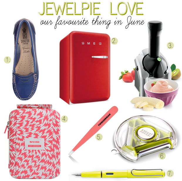 JewelPie Love: Our favourite things in June