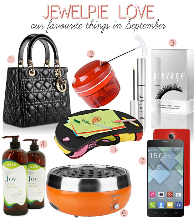 JewelPie Love: Our favourite things in September