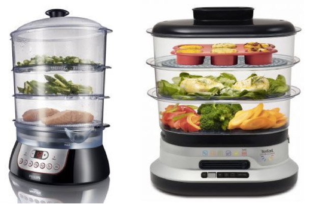 10 multilayered food steamers for healthy & fast cooking