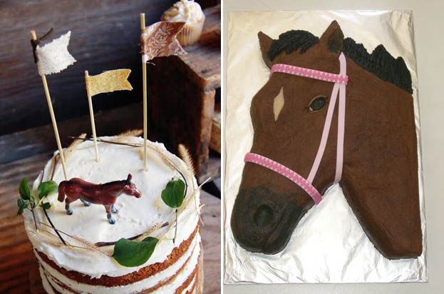 15 decor and food ideas for a horse themed party