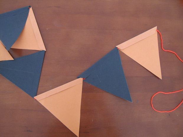 DIY paper bunting for any party