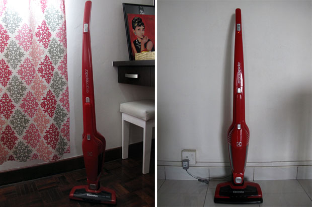 PRODUCT REVIEW: Electrolux Ergorapido Vacuum Cleaner