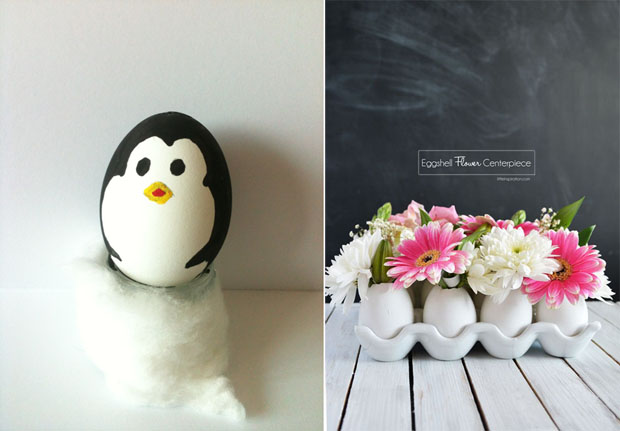 15 fun things you can do with eggshells