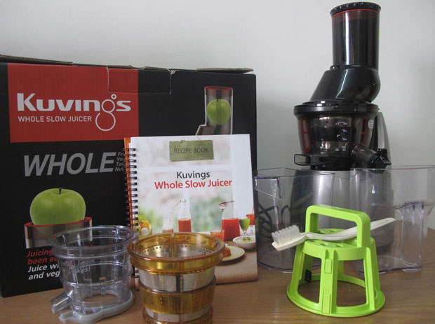 PRODUCT REVIEW: Kuvings whole slow juicer