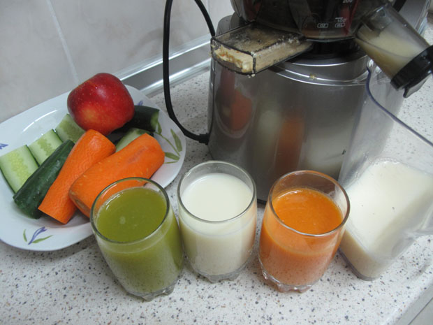 Kuvings Whole Slow Juicer Recipe Book : PRODUCT REvIEW: Kuvings whole slow juicer JewelPie