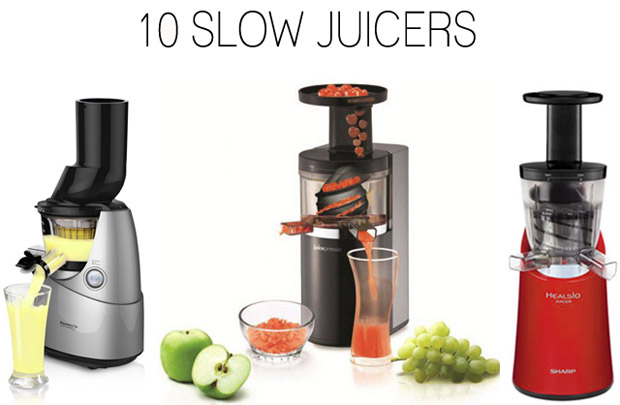 Kuvings Silent Juicer Vs Hurom Slow Juicer : 10 slow juicers for healthier juicing JewelPie