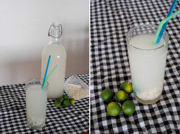 how to prepare barley water at home