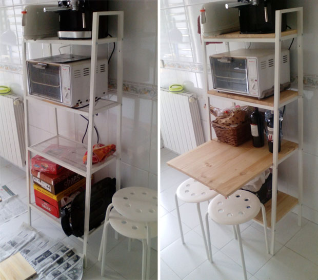 10 Best IKEA Hacks For A Small Apartment Kitchen