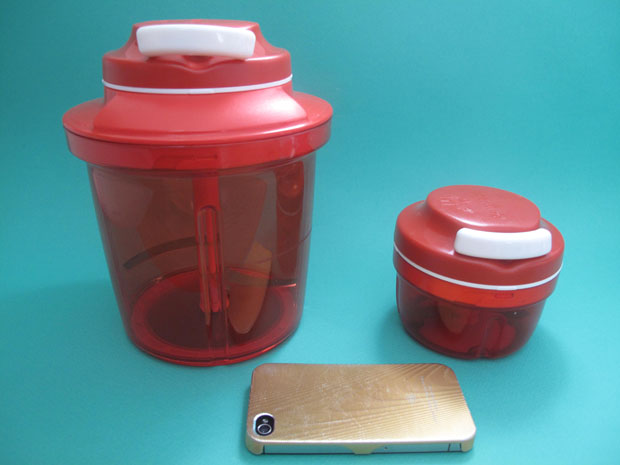 tupperware extra chef and turbo chopper malaysia