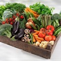 Go Green Organic - vegetable box