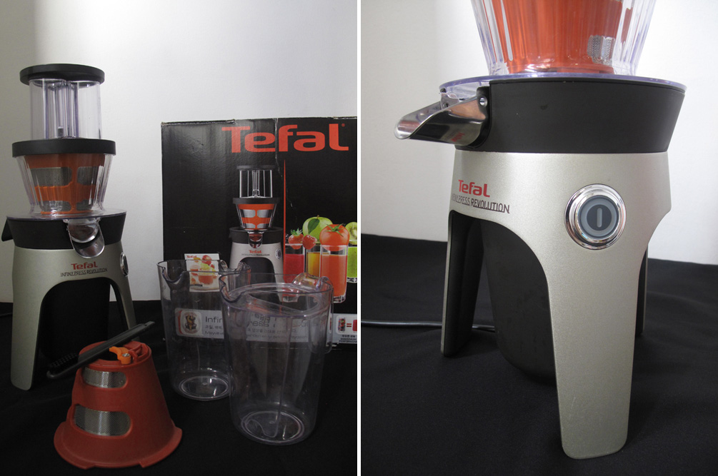 Tefal Infiny Slow Juicer Review : PRODUCT REvIEW: Tefal Slow Juicer (Infinity Press Revolution, Malaysia) JewelPie