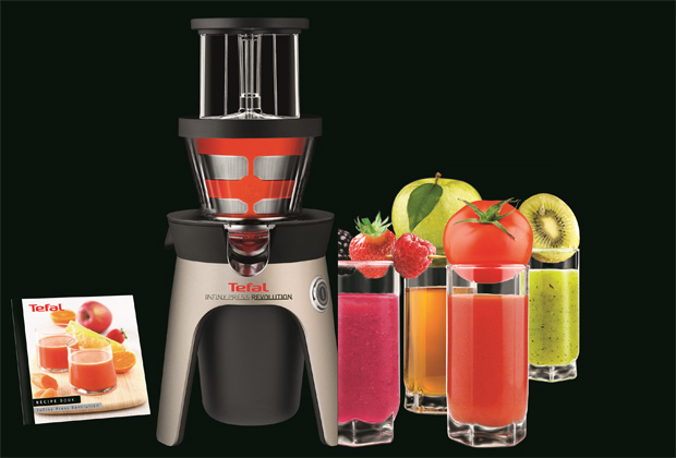 Tefal Zc255 Slow Juicer : PRODUCT REvIEW: Tefal Slow Juicer (Infinity Press Revolution, Malaysia) JewelPie
