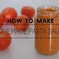 sara's homemade pasta sauce